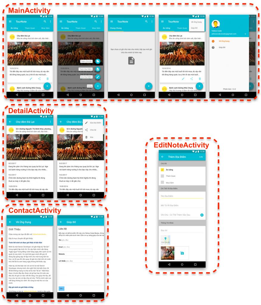 Android Bài 26: Làm Quen Với Activity